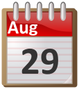 August 29