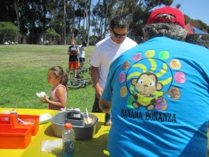 Banana Split at Standley, Party to Salute Volunteers, and more 2012