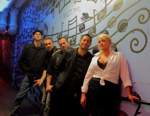 Jill Harvey Rifftide Band