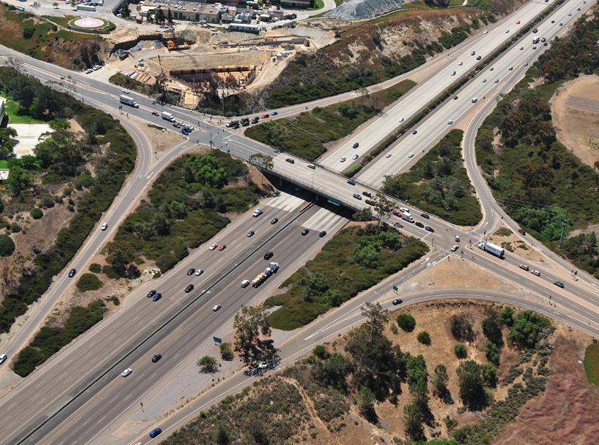 SANDAG/Caltrans I-5/Genesee Avenue Construction: Intermittent