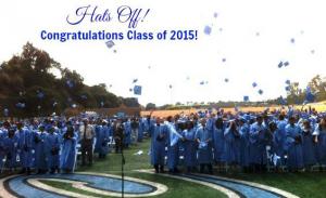 UCHS 2015 Graduation