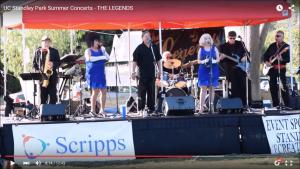Legends Concert Video