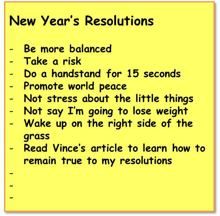 new year resolutions list 28 images never serious new