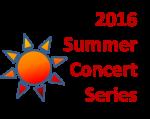 2016 Summer Concert Series