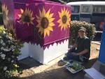 Julie Dennis Sunflowers 6