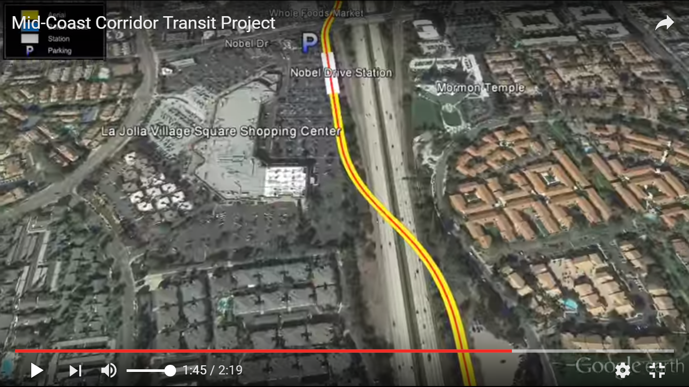 Mid-Coast Corridor Transit Project 2