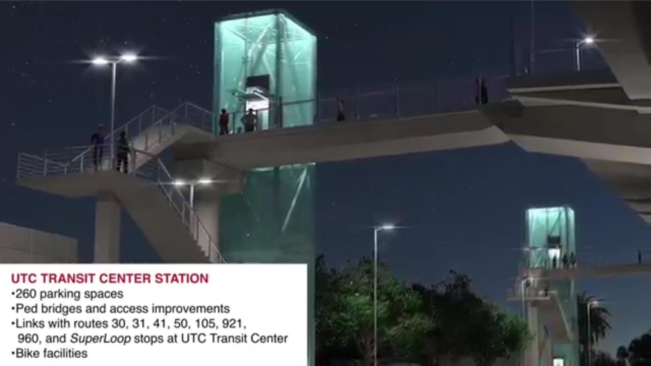 Trolley UTC Transit