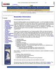 Legacy Website - University City Community Association, San Diego California newsletter_Page_1