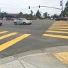 Continental Crosswalks at Governor and Genesee