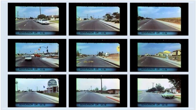 What was University City like 50 years ago? Take a ride down Governor Drive in 1970 from the City's video archives