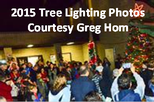 2015 Tree Lighting Greg Hom