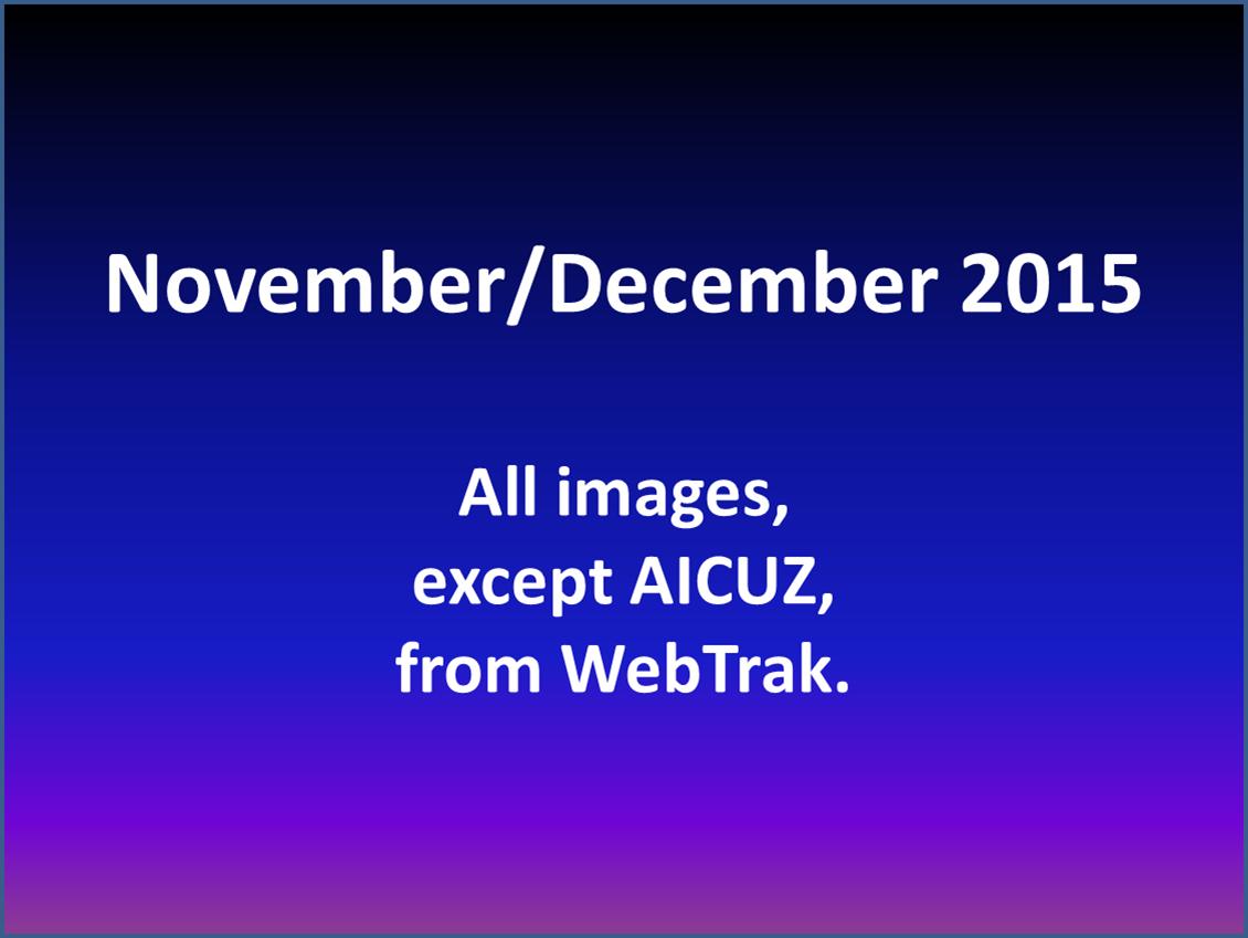 November December 2015 cover