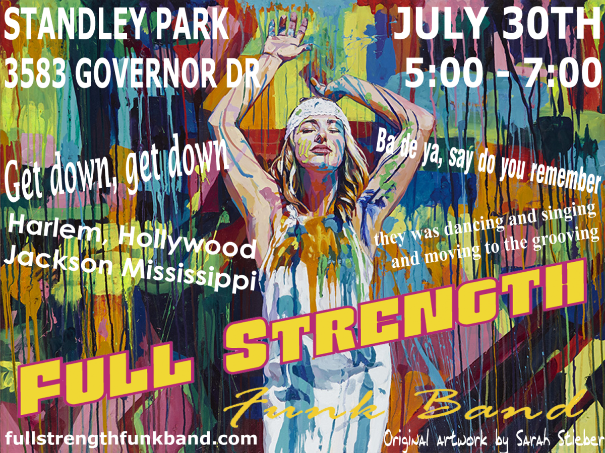 Standley Park Full Strength Funk Band